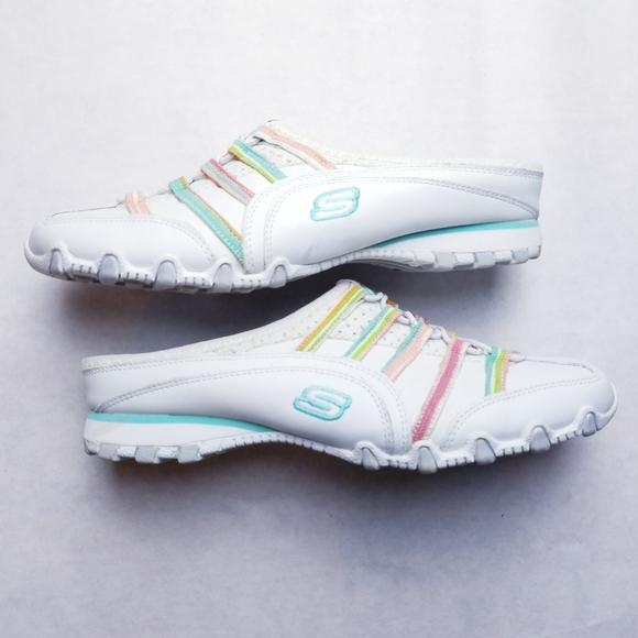 Skechers Slide On Sneakers Shoes